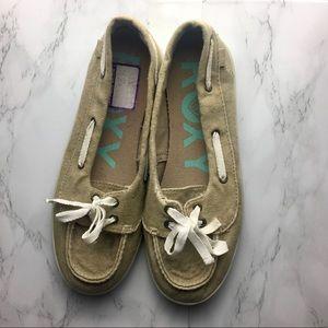 Roxy Slip On Loafers